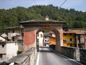 ponte di Cartignano, Val Maira