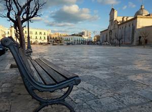 La piazza bianca