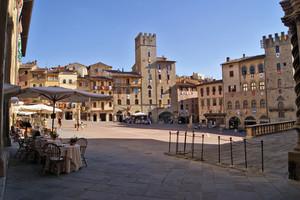 Arezzo – Piazza Grande