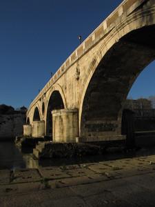L'antico Ponte di Agrippa
