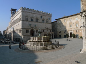 Mattina a Perugia