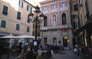 Piazza Jacopo da Varagine