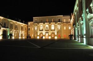 Piazza Del Belvedere – San Leucio – Caserta