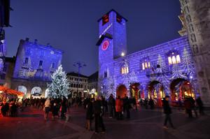Natale a Como