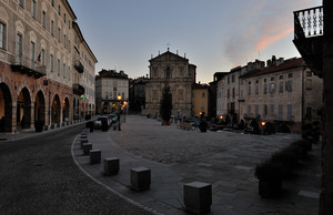 Una sera al rione Piazza