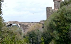 Ponte dell'abbadia a Vulci