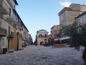 La Piazza dei Templari