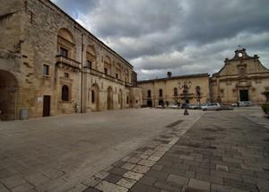 Piazza del Popolo e Il Palazzo del Principe