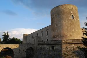 Ponte d'entrata del castello