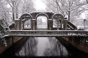 Romantico sotto la neve