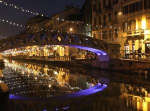 Il ponte degli scintillii