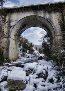 Ponte del torrente Calvana