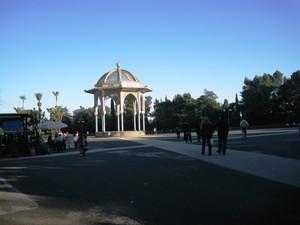 una piazza nel parco