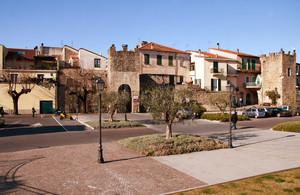 Piazza Isoleri cav.Alessandro