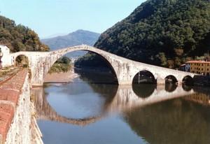 Ponte dei diavolo ovvero ponte della Maddalena