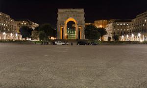 L'antica Piazza d'Armi
