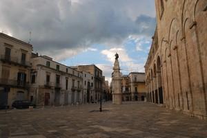 Fontanella in piazza