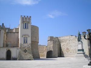 Lungomare degli Eroi – piazza e belvedere