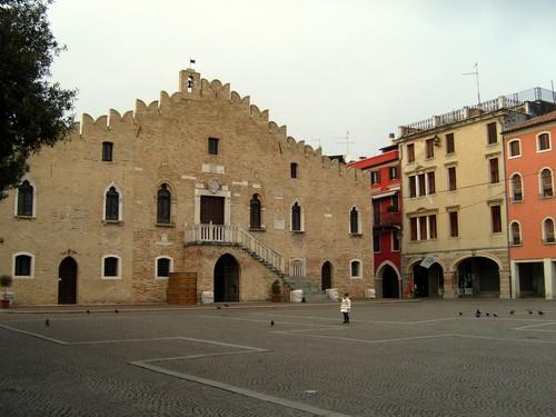 Portogruaro - Piazza della Repubblica