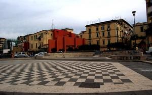 piazza Massimo Troisi