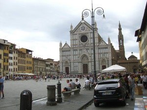 P.zza Santa Croce