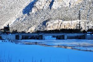 Il ponte di ghiaccio