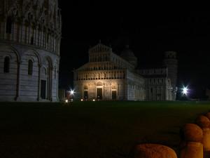 La Piazza di Pisa