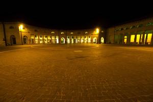 Piazza Foro annonario – Senigallia -