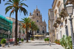 Piazza Duomo – Ragusa