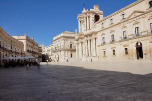 Piazza Duomo – Siracusa