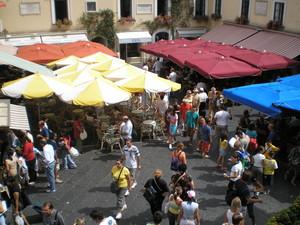 Colori in Piazzetta.