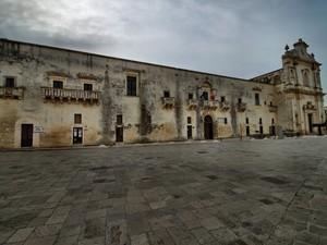Piazza Brigida Ancora  Convento e Chiesa dei domenicani