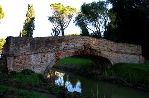 ponte della bonifica