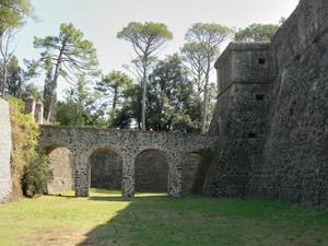 Ponte del Castello della Brunella