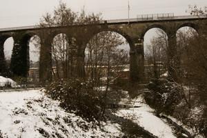 Il ponte della ferrovia
