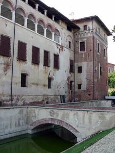 ponte del Castello di Lagnasco