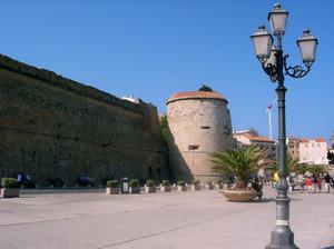 Piazza civica porto