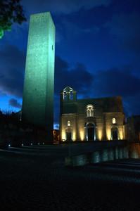 S. Maria in Castello Tarquinia