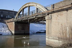 Ponte sul Canale di Burana_Località Burana_Bondeno_Ferrara