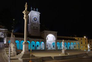 Piazza Libertà – Notturno