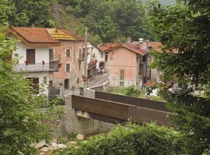 Ponticello in Val Maudagna