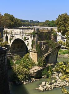 The Broken Bridge (Er Ponte Rotto)