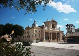 piazzale di San Gabriele