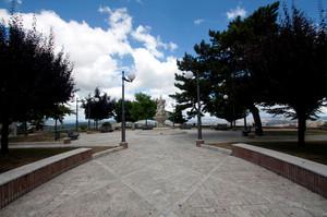 Piazza del belvedere