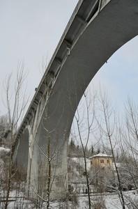 Sotto il ponte di Realdino
