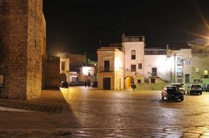 ''La piazza del castello'' - Sannicandro di Bari