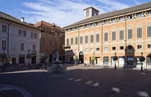 Mattinata in Piazza M. Dellepiane