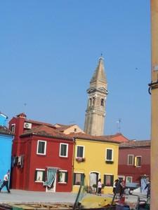 piazza colorata