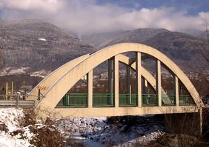 Ponte di Fusine sul Madrasco