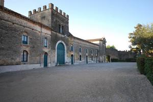 Piazza a Castellaro Lagusello